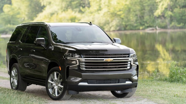 2023 Chevy Tahoe High Country