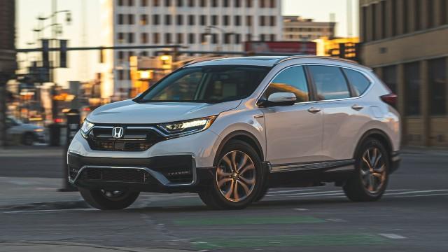 2023 Honda CR-V Price