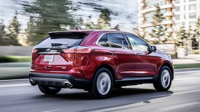 2023 Ford Edge redesign