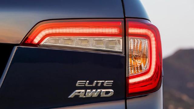 2023 Honda Pilot elite