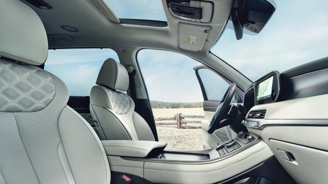 2023 Hyundai Palisade interior