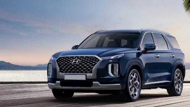 2023 Hyundai Palisade release date