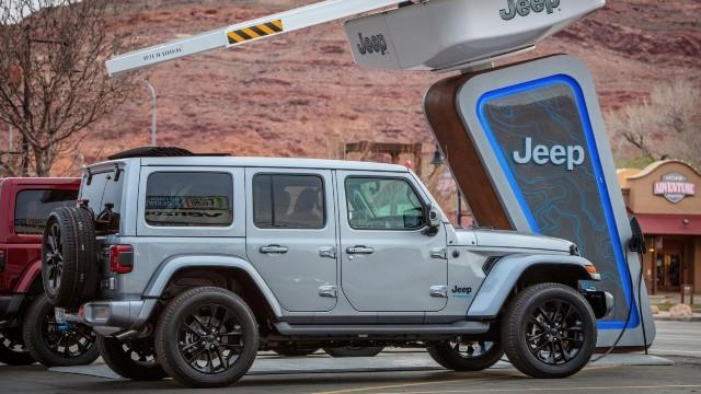 2023 Jeep Wrangler specs