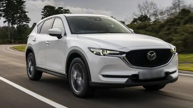 2023 Mazda CX-5 Redesign
