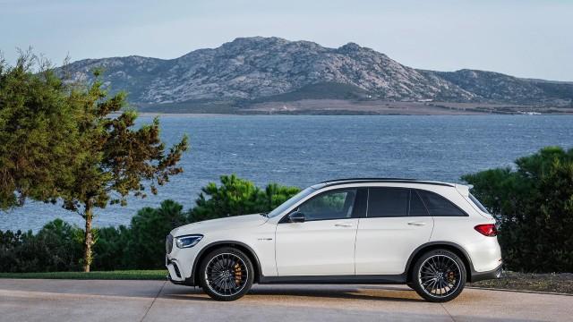 2023 Mercedes-Benz GLC price