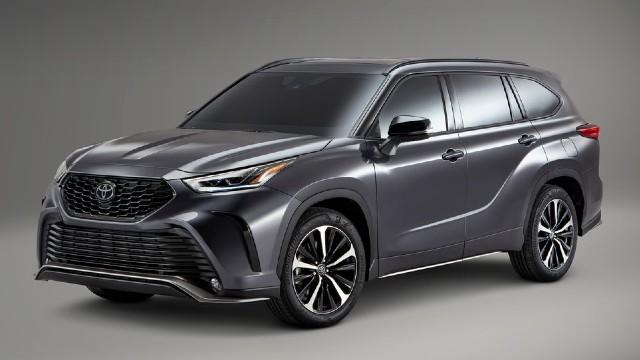 2023 Toyota Highlander Grand