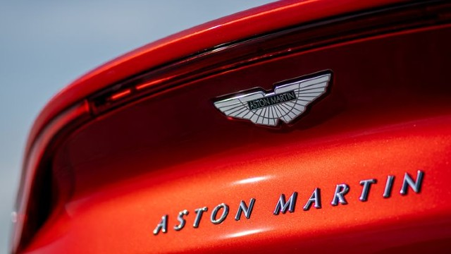2023 Aston Martin DBX release date