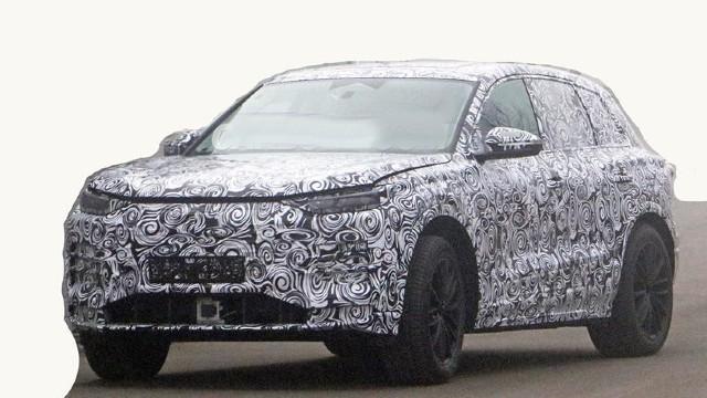2023 Audi Q6 E-Tron exterior