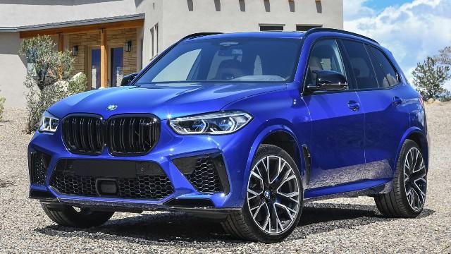 2023 BMW X5 M