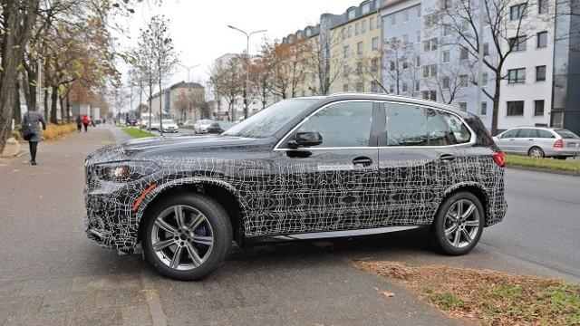 2023 BMW X5 facelift