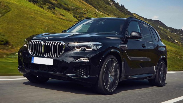 2023 BMW X5 release date
