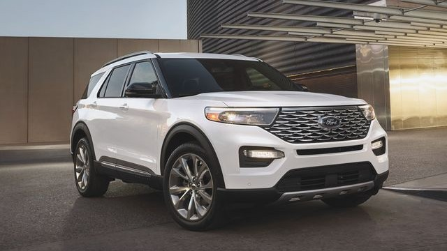 2023 Ford Explorer price