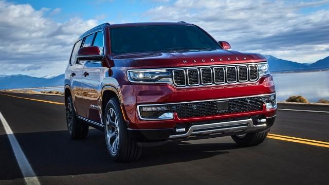 2023 Jeep Wagoneer Trailhawk release date