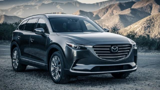 2023 Mazda CX-7 price