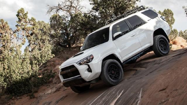 2023 Toyota 4Runner hybrid