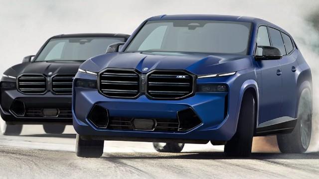 2023 BMW X8 M price