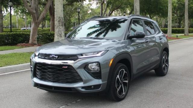 2023 Chevrolet Trailblazer review