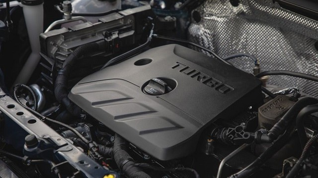 2023 Chevrolet Trailblazer specs