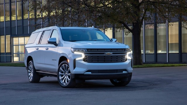 2023 Chevy Suburban release date
