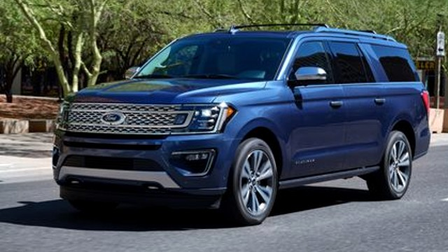 2023 Ford Expedition price