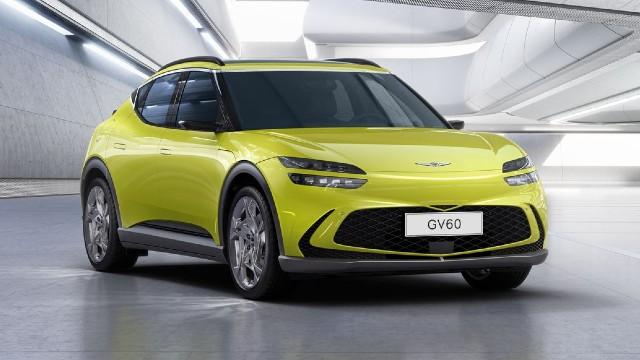 2023 Genesis GV60 price