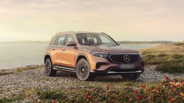 2023 Mercedes-Benz EQB price