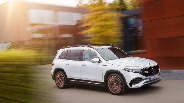 2023 Mercedes-Benz EQB release date