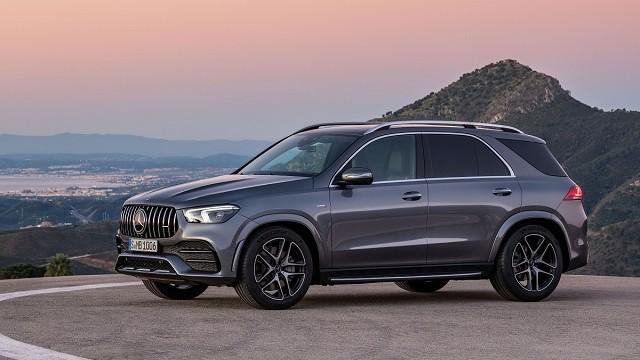 2023 Mercedes-Benz GLE price
