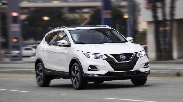 2023 Nissan Rogue Sport Redesign