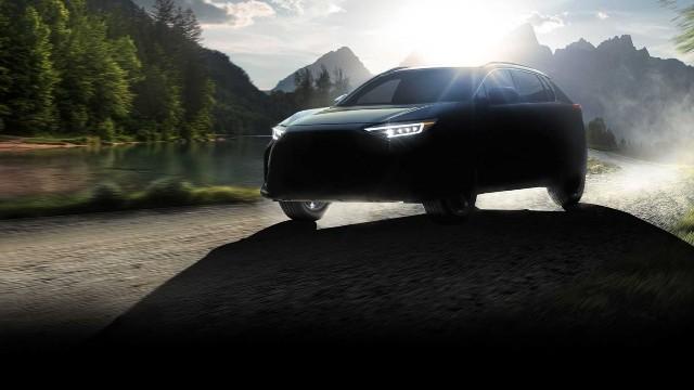 2023 Subaru Solterra price