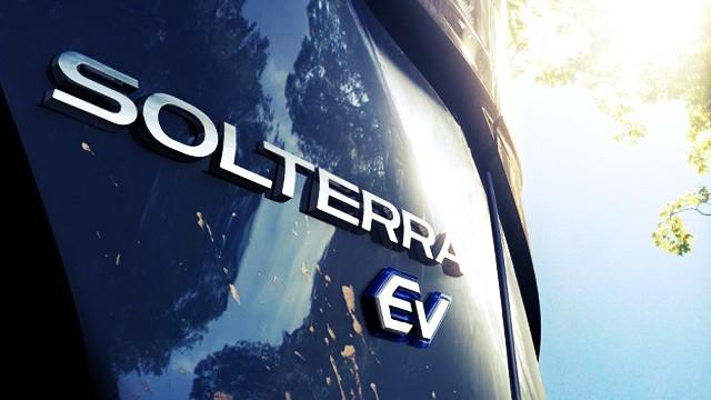 2023 Subaru Solterra specs