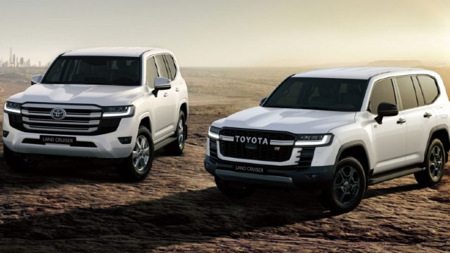 2023 Toyota Land Cruiser release date