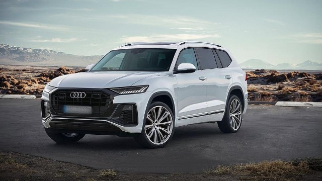 2023 Audi Q9 release date