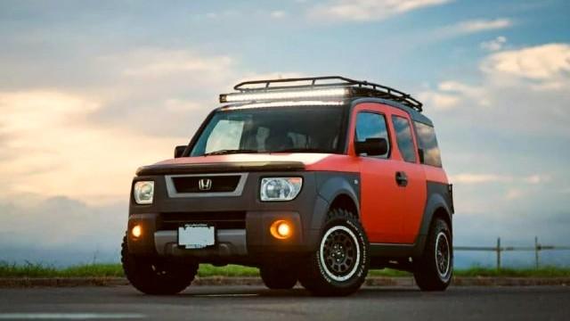 2023 Honda Element release date