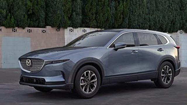 2023 Mazda CX-90 release date