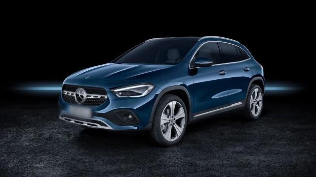 2023 Mercedes-Benz GLA price