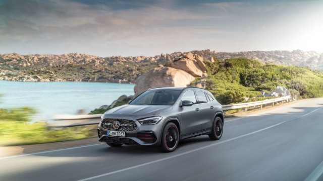 2023 Mercedes-Benz GLA release date
